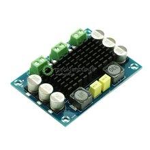 TPA3116D2 TPA3116 XH M543 듀얼 채널 스테레오 고전력 디지털 오디오 전력 증폭기 보드 120W + 120W Amplificador DIY 모듈