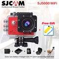 Original sjcam SJ SJ CAM 5000 WI-FI Câmera de Ação Esporte camera Novatek 96655 1080 P Full HD à prova d' água Câmera gopro estilo Cam DV