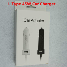 45W New Portable Laptop Car Charger Adapter for Apple MacBook Air 13″ A1244 A1374 A1369 A1370 14.5V 3.1A