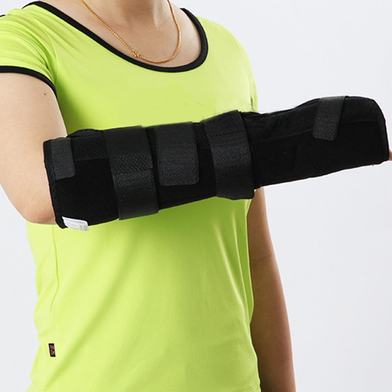 Adjustable Wrist and Forearm Splint External Fixed Support Wrist Brace Fixing OrthosisFit for Men and Women mld lf 1107 sports wrist support