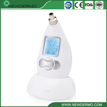 NEWDERMO Christmas Gift Diamond Microdermabrasion Machine Peeling Handheld Skin Care Massage Xmas Hot Sale  micro machine the skin clean skin peeling machine diamond microdermabrasion machine for home use