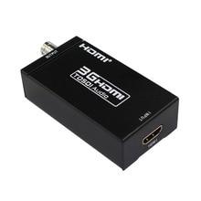 2PCS Full HD 1080P HDMI To SD 3G SDI Video Converter Adapter HDMI2SDI