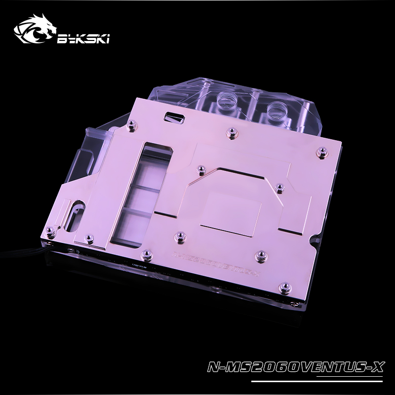 MSI RTX 2060 AERO ITX OC water block (6)
