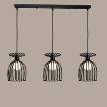 Винтажные люстры освещение люстры-украшения светильник для столовой ресторана отеля лампа