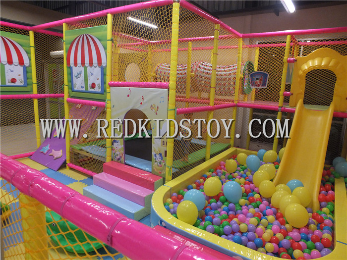 Exported To Thailand Children Indoor Playground Kids Playground