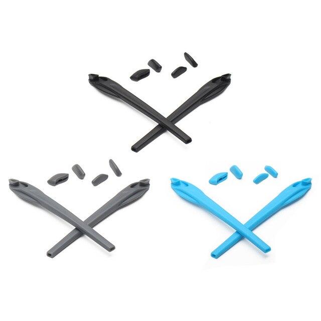 Mryok Kit de goma de reemplazo de calcetines de oreja y pieza de nariz para  gafas 113aeb5b75