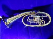 F/Bb Wagner Horn Lacquer Yellow brass french horn musical instruments professional with Case and mouthpiece