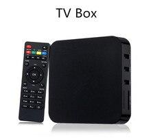 Android 6.0 TV Box Quad Core H.265 Octa 1G + 8G Podwójny WiFi Bluetooth 4.0 2G DDR3 16G eMMC Set Top Box