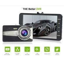Famalon A9 car camera auto dvr camcorder cars dvrs A9S carcam dash cam Full HD 1080P parking recorder video registrator 4.0 inch