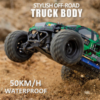 1:18 Bigfoot Cars 50km/h RC Car 4WD 2.4ghz Remote Control Trucks High Quality Climbing Off road Truck Top Level Toys Vehicles