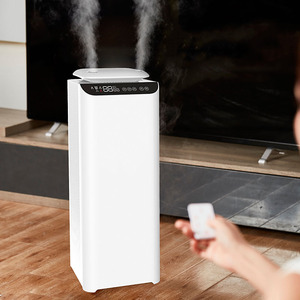 Image 3 - 13L large Cpacity Humidifier Household Industry Commercial Air Humidifier Smart Timing Remote Control Diffuser Sprayer