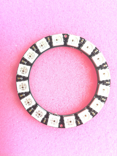 Spot 1463 module NeoPixel Ring - 16 x 5050 RGB LED with Integrated Drivers