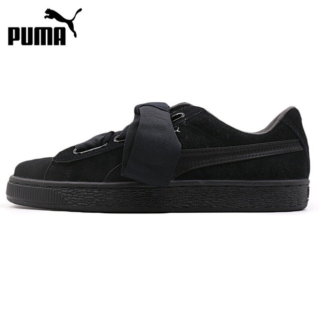1405b1e2539 Original New Arrival 2018 PUMA Suede Heart EP Women s Skateboarding Shoes  Sneakers