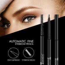 цены на 1PC New Dual ended automatic eyebrow pencil waterproof long lasting 1.5mm super slim head Microblading eyebrow tatto pen  в интернет-магазинах