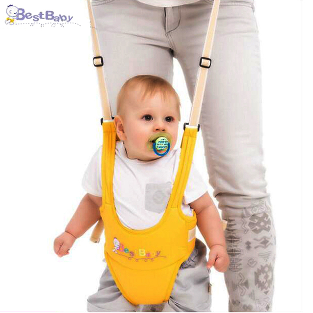 Bestbaby Baby Walker Assistant Toddler Leash Backpack For Walking