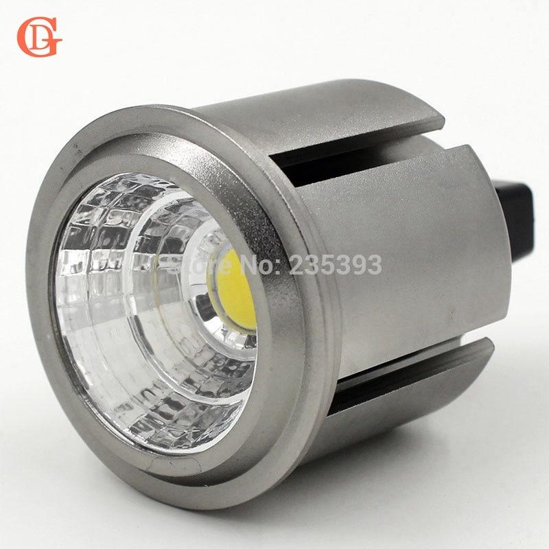 Lâmpadas Led e Tubos mr16 gu10 220 v dimmer Material : Aluminum