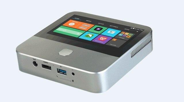 ZTE Spro2 4G LTE HD proyector inteligente MiFi compartir Router
