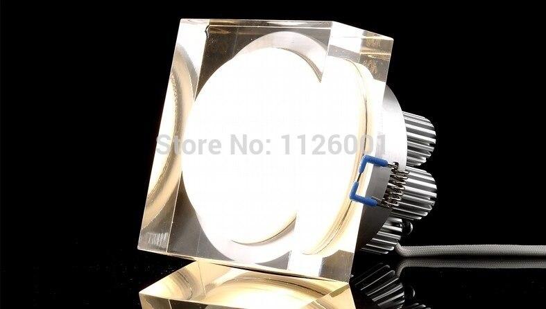 2017 Real Led Spot New Style Cob Bulb 4pcs lot Down Light Total Power 7w rgb