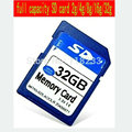 Free Shipping Real capacity 8gb 128GB 512GB sd Class 10 2GB 4GB 16GB 32GB 64GB sdhc memory card secure digital card, high speed