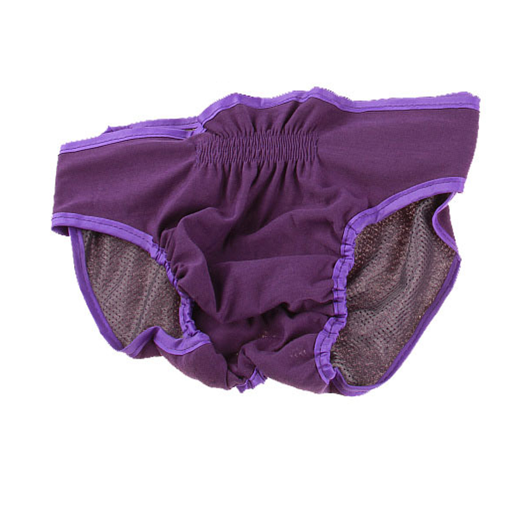 Dog Underwear Pets Physiological Pant Pet Dog Panties Diapers Sanitary Pants Menstruation For Girl Female Dog Supplies For Puppy