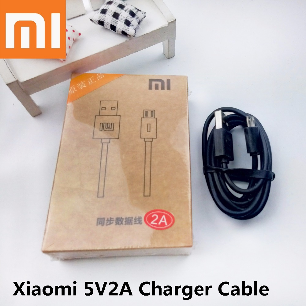 Xiaomi redmi 5 Charger cable,Micro Usb 2A Data line For Mi 3/4/max Redmi 2/2s/3/3X/3S/4/4A Note 2a Note3 Note 3X Note 4 Note 4X