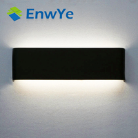 EnwYe LED Wall Lamps Bedside Lamp Wall Lamp Room Bathroom Mirror Light Direct Creative Aisle Modern