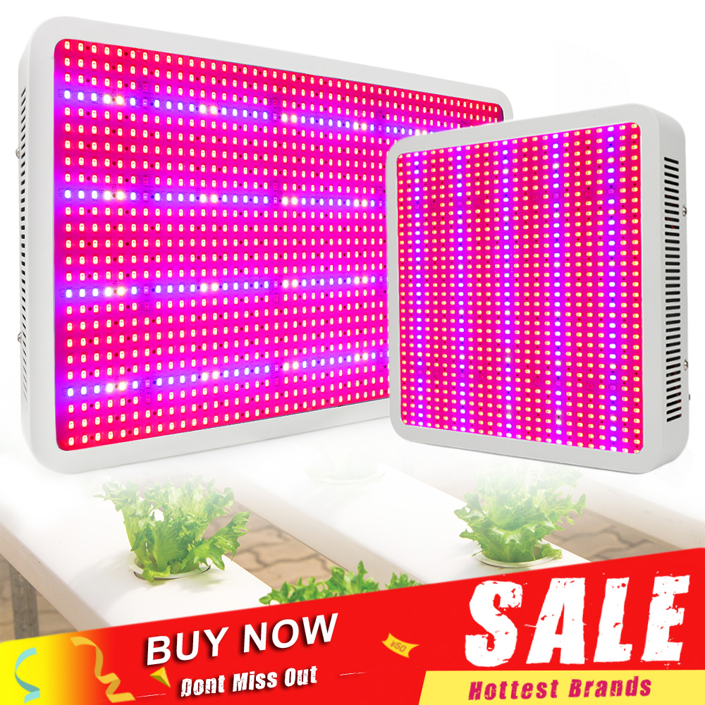 400W 600W 800W 1200W 1600W LED Grow Light Full Spectrum Indoor Growing Lamp For Plants Greenhouse