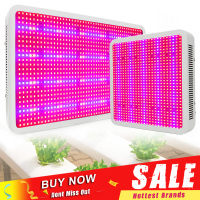 400W 600W 800W 1200W 1600W LED Grow Light Full Spectrum Hydroponic Indoor Plant Lamp AC85 265V Vegetables & Flowering High Yield