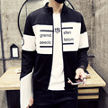 Free shipping 2016 new hot single product male Hoodies Sweatshirts cardigan men's Spring and Autumn Korean version Slim Jacket