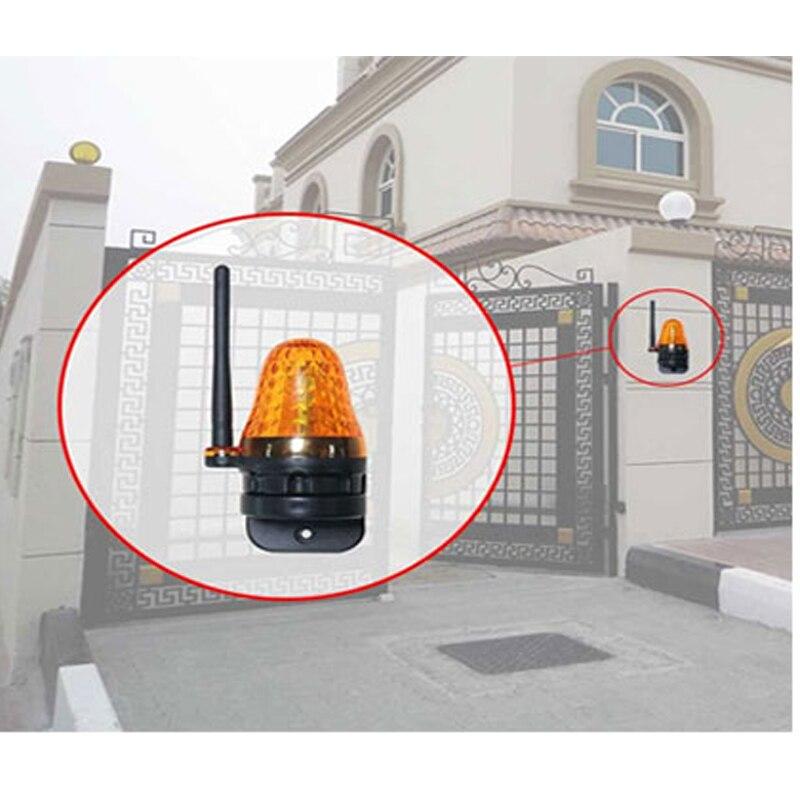 Access Control Alarm System Antenna Signal Light Flashing Warning Light Waterproof Indicator Light LED Light Small Flashlight