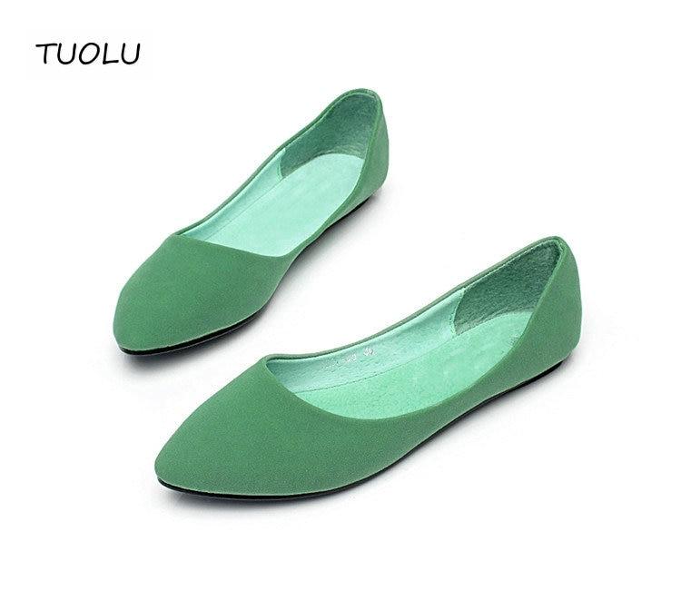 Zapatos Moda A Mocasines Cuero Cosidos brown yellow Mujer De Mano Agujeros green Planos Black Femeninos Genuino 2017 gray Sandalias qB0vt