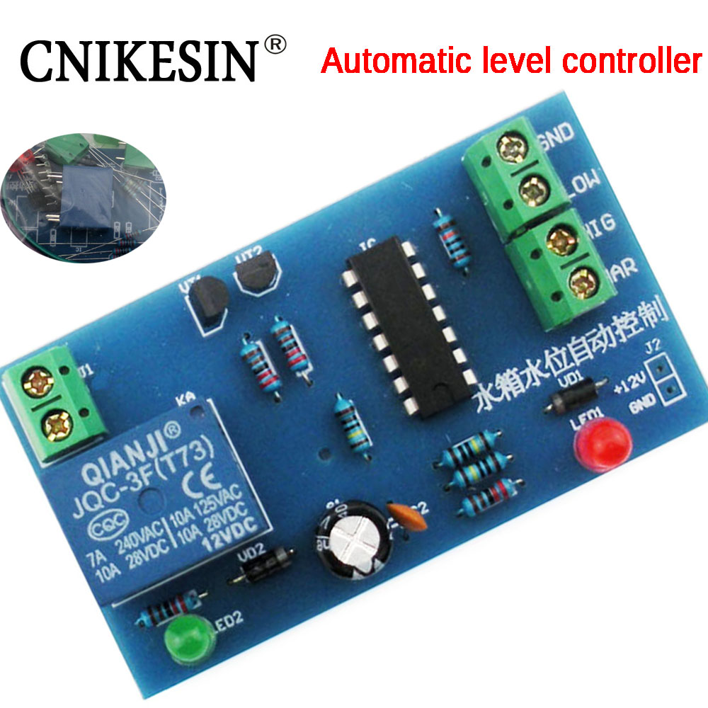 CNIKESIN Diy kit Water tank water level automatic control - liquid level automatic control