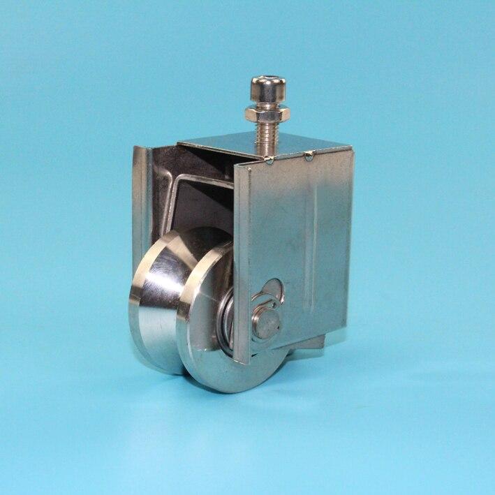 v-образной канавкой двери раздвижные роликовые