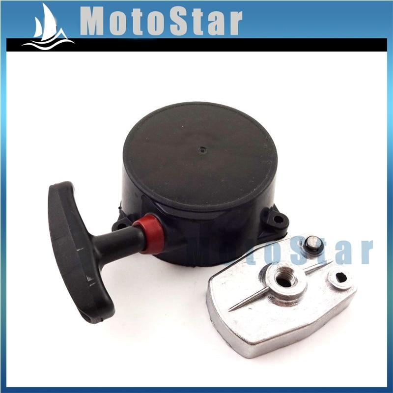 New 35cc Pull Starter Recoil Assembly Tanaka Bladez Tc-355 Moby Xl Powerkart