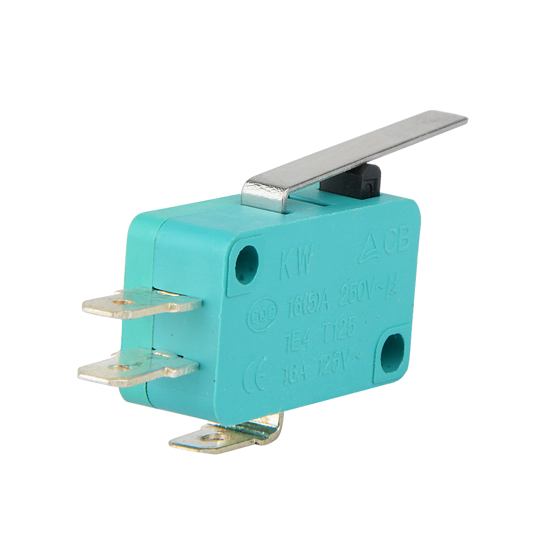 Lights & Lighting Lighting Accessories 20pcs/lot Micro Limit Switch Short Straight Hinge Lever Arm Spdt Green Switches 15a 250v With Terminal Snap Action Year-End Bargain Sale