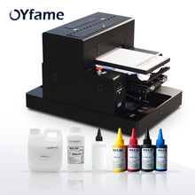 T-Shirt Printer Textile-Ink-Set DTG Multifunction A3 Oyfame for