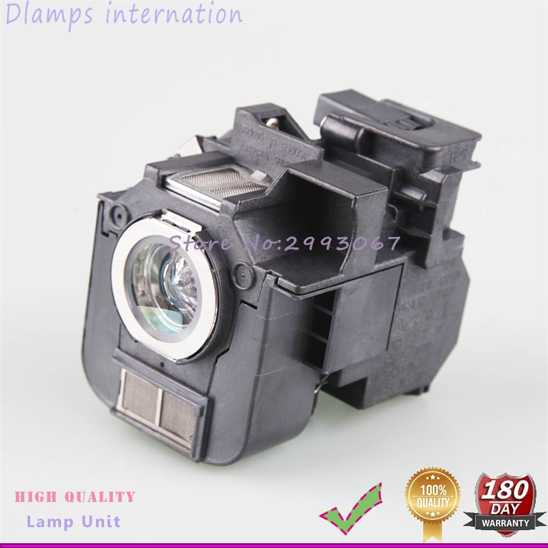 Compatible ELPLP50 V13H010L50 Projector Lamp with Cage For EPSON 84+ /EB-824/824H/825/825H EB-826/826W/826WH EB-84/84e/84H/84He free shipping brand new replacement lamp with housing elplp50 for eb 824 eb 825 eb 826w eb 84 eb 85 projector 3pcs lot