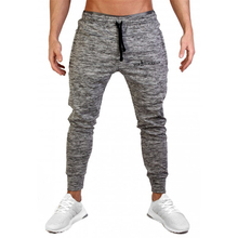 2019 Autumn Cotton Pants Running Tights Men Sporting Leggings Workout Sweatpants Joggers For Jogging Gyms