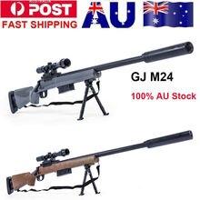 a1d5fbc9a Zhenduo juguete M24 GJ pistola de juguete Gel pelota blaster Espana stock