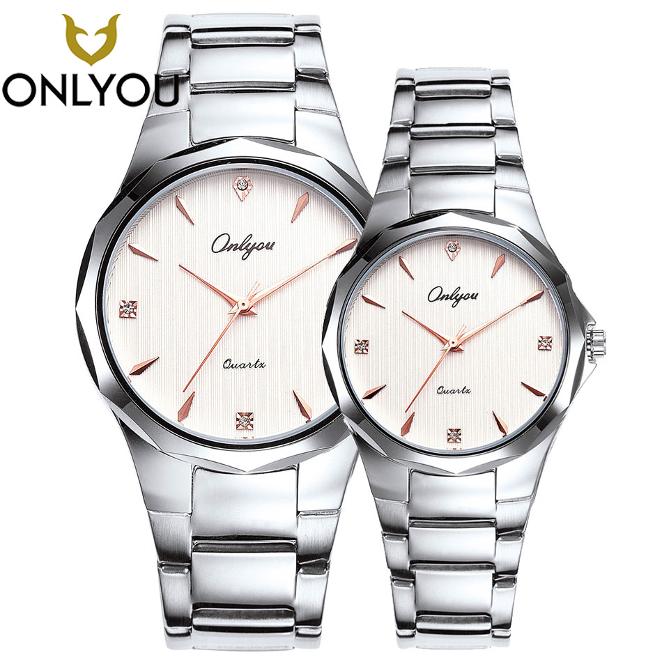 ONLYOU Fashion Watch in Womens Watches Diamond Creative in Stainless Steel Strap Dress Wristwatch Quartz Clock irregular ShapeONLYOU Fashion Watch in Womens Watches Diamond Creative in Stainless Steel Strap Dress Wristwatch Quartz Clock irregular Shape