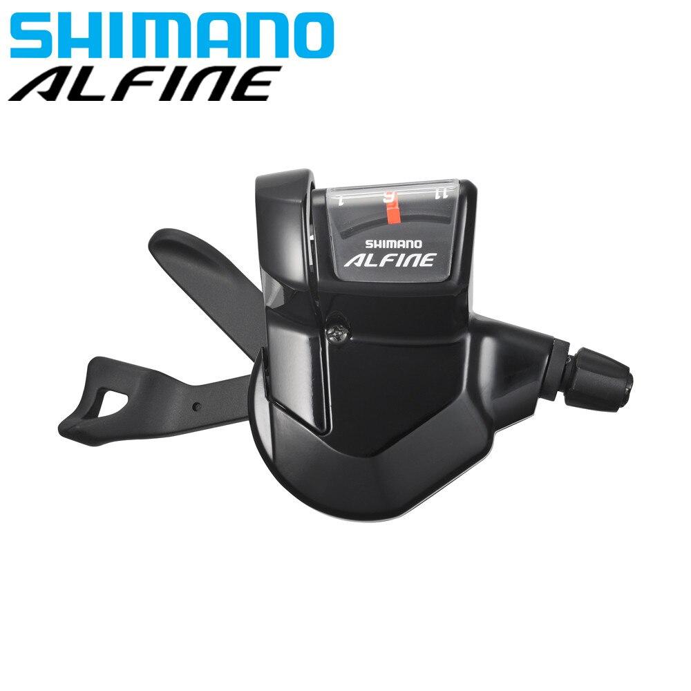 SHIMANO Alfine SL S700 Shift Lever Shifter SL-S700 11 Speed аксессуар shimano sg s700 шланг и штуцер для alfine y13098025