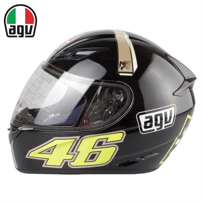 товар Genuine Agv K3 Motorcycle Helmet Full Face Helmet Moto Gp
