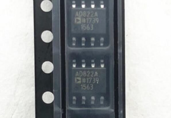 AD822 SOP8 Op Amp Dual GP R-R O/P +-15V/30V 8-Pin SOIC N Tube AD822ARZ