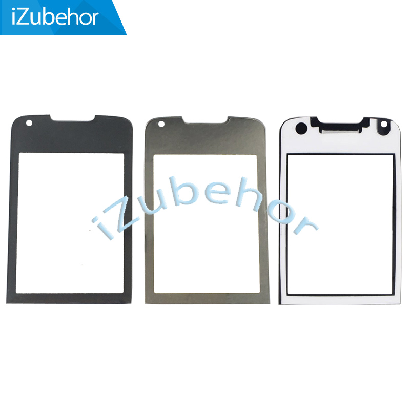 For <font><b>Nokia</b></font> 8800A <font><b>8800</b></font> Arte Gold Sapphire Arte Protective Glass Lens Mirror in Silver Black Gold Grey and Brow; 100% Warranty image