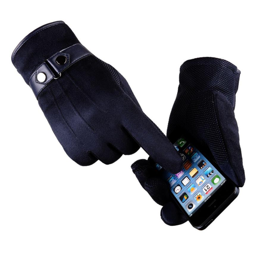 Womail Anti Slip Winter Gloves Men Warm Driving Ski Snow Snowboard Gloves Fashion Mittens Gloves Screen drop ship Jan11