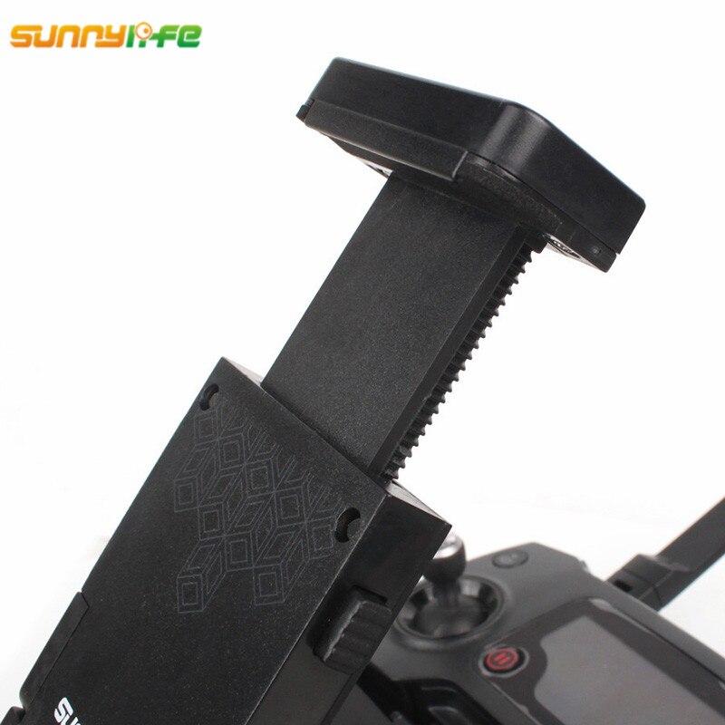 "Remote Control Foldable 360 degree rotate Monitor Bracket Holder double buckle lanyard 4.7 – 12.9 "" DJI Mavic Pro phantom 3/4"