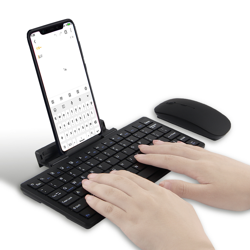 Keyboard For Samsung Galaxy S8 S9 S10 Plus S8+ S10+ S10E Note9 Note 8 7 9 10 Mobile Phone Wireless Bluetooth Keyboard Mouse Case