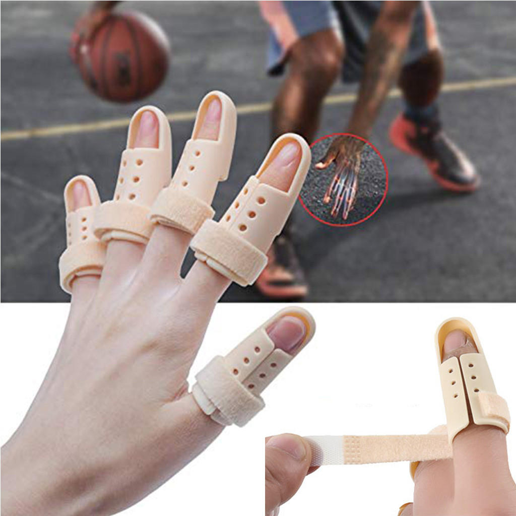 Toe Separator HAICAR 1 PCS Pain Relief Finger Fixing Splint Straightener Brace Corrector Separator Arthritis Compression Gloves