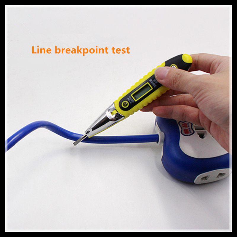 Многофункциональный цифровой измерения карандаши дома электрик Checkpoint автоинструмент Тесты индукционный датчик Тесты er (с легкие модели)