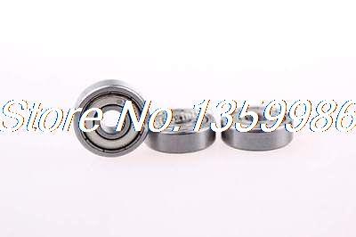 50 Pz 5x16x5mm Miniatura Schermato Cuscinetti Radiali a Sfere 625Z50 Pz 5x16x5mm Miniatura Schermato Cuscinetti Radiali a Sfere 625Z